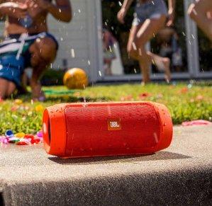$79.95 JBL Charge 2+ Splashproof Portable Bluetooth Speaker