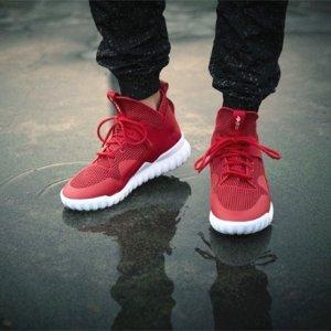 $49.95 红红火火Adidas Tubular X 男士运动鞋