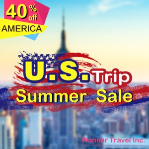 Save Up to 38%American Summer Sale @ wannar