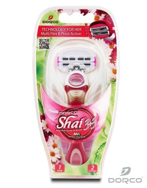 BOGO FreeShai Soft Touch™ + Free Shipping @Dorco USA, Dealmoon exclusive!