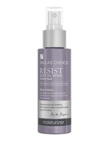 $19Resist Body Oil Spray @ Paula's Choice