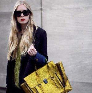 Dealmoon Exclusive! 15% Off3.1 Philip Lim Pashli Handbags Sale @ Blue & Cream
