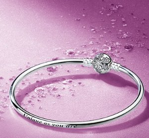 Free Limited Edition Banglewith Your $125 Pandora Purchase @ Pandora