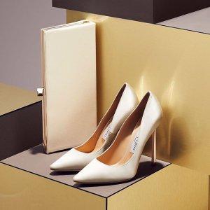 低至1.6折!收Jimmy Choo、菲拉格慕、SW踝靴、高跟鞋!Bluefly精选大牌美鞋促销