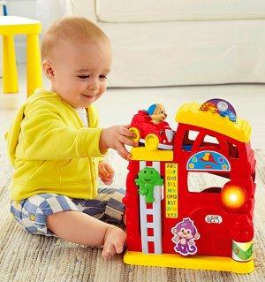 额外八折!Fisher Price费雪官网精选宝宝玩具折上折