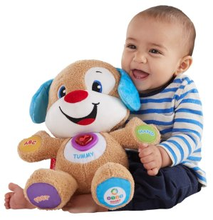 $13 Fisher-Price Laugh & Learn Smart Stages Puppy