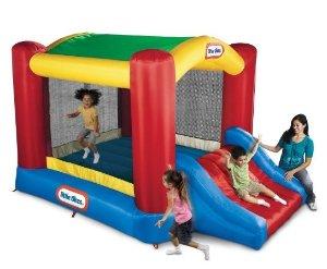 $202Little Tikes Shady Jump N Slide
