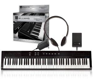 $149Williams Legato Digital Piano with ESS1 Essentials Pack