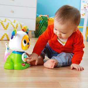 低至4折Fisher Price费雪官网精选宝宝玩具等促销