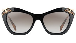 $114MIU MIU MU 03PS GLOW 1AB0A7 SUNGLASSES @Luxomo, Dealmoon exclusive!