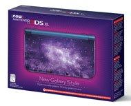 $159 Nintendo New 3DS XL Galaxy Style