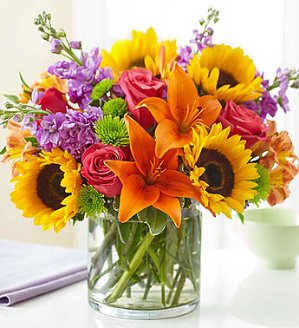 15% Offon Flowers & Gifts for International Women's Day @ 1-800-Flowers.com