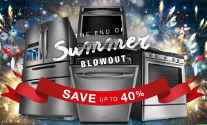 Up to 40% Off + Free Shippingon Top-Rated Appliances @ AJ Madison