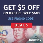 $5 off $600Get an Exclusive Deal on Your Currency Exchange