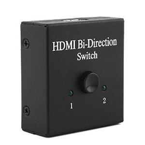 $8 Intey HDMI Bi-Direction 3 Ports Switch