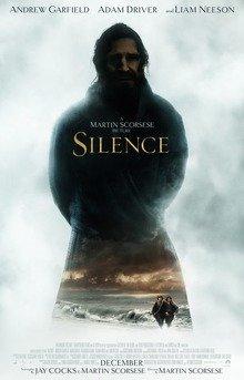 免费2张电影票!Fandango 电影Silence沉默
