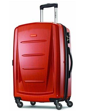 $94.99 Samsonite Luggage Winfield 2 Fashion HS Spinner 24