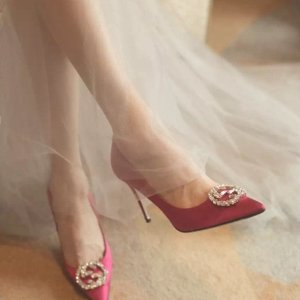 最美最全婚鞋推荐(汪~)婚鞋我选好了,就等你来娶我