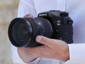 New A-mount Legend!SONY A99 II w/ Back-Illuminated Full-Frame Image Sensor
