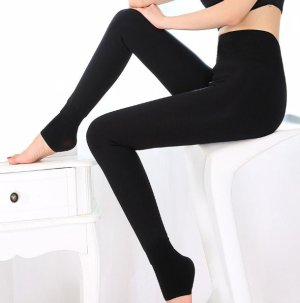 $12.99 LA. Helena Womens Warm Winter Fleece Lined Thermal Tights Leggings