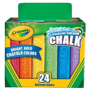 $1.99Crayola®  24ct 粉笔