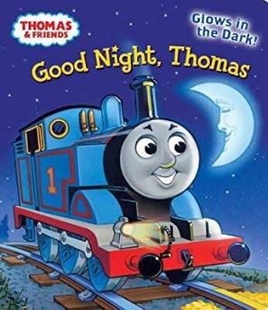 $4.71《晚安,托马斯》会发光的睡前故事