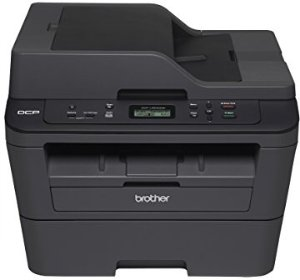 $149Brother Compact Monochrome Laser All-in-One Multifunction Printer