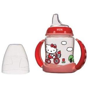 $2.49NUK Hello Kitty Learner Cup 5 oz