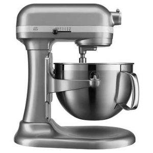 返现后$229.99KitchenAid 6-quart Professional Bowl-lift立式搅拌机