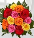$19FTD 12 Rose Mixed Bouquet