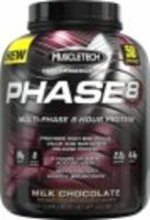 Buy one Get One Free8.8lbs MuscleTech Phase 8 Protein Powder (various flavors) for $49.97
