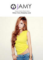 Exclusive Discount! Extra 7% OffSelect Korean Style Apparel @TheJamy.com