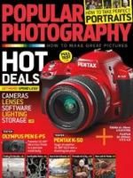 FREEPopular Photography Magazine Subscription 1 Year 12 Issues @ Mercury Magazines