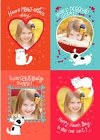 99¢ Flat Valentine's Day Cards & Invitations@ CardStore