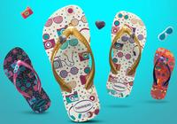 10% Offwith $70 orders @ Havaianas