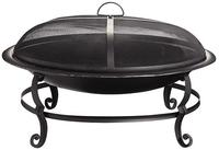 $99Brynn Fire Pit with Table - Firepits & Fireplaces