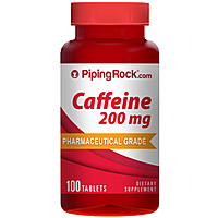 $1Piping Rock Caffeine Tablets