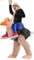 $22Ollie Ostrich Adult Costume