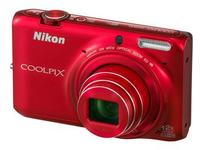 $69Refurb Nikon Coolpix S6500 Wi-Fi Digital Camera