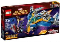 $59LEGO Super Heroes The Milano Spaceship Rescue Model# 76021