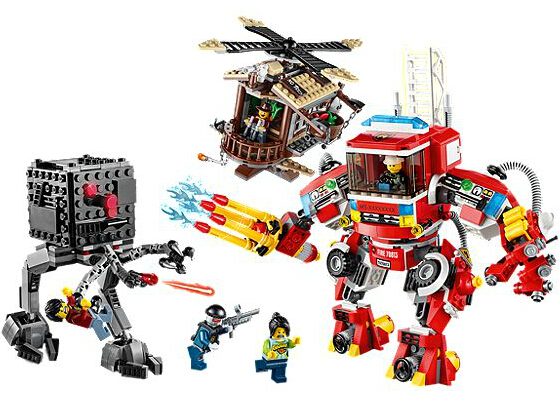 Upto 40% OffSelect Toy Sets @ LEGO