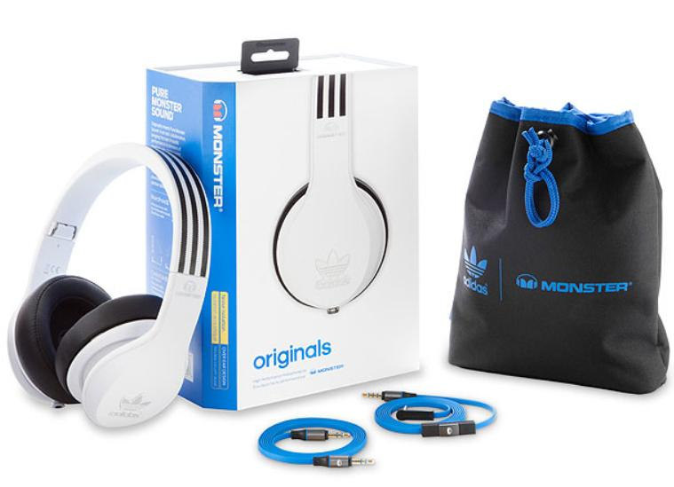 $139adidas Originals by Monster® Noise Isolating Over-Ear Headphones