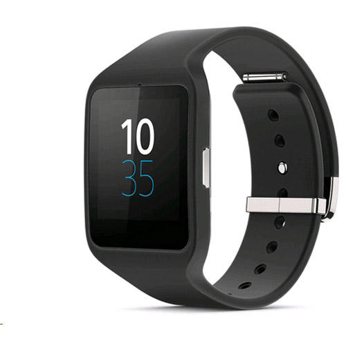 $149Sony SmartWatch 3 SWR50 (Silicon, Black) SWR50