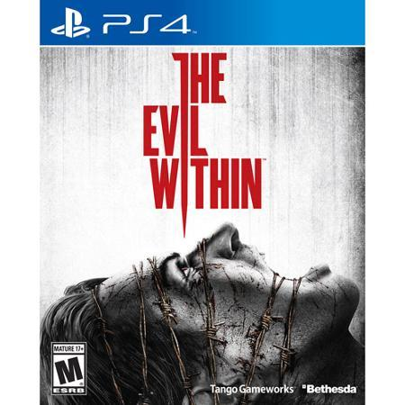 $12The Evil Within - PlayStation 4(USED)