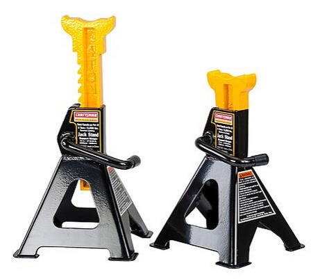 $19Craftsman Professional 4 -Ton Jack Stands, One Pair