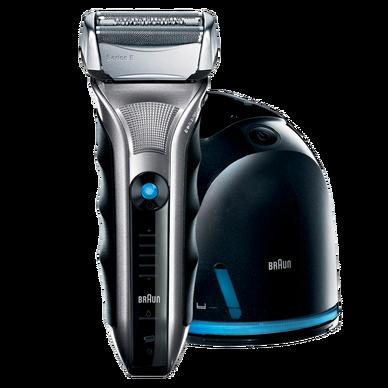 $80Braun Series 5 590cc-4 Electric Shaver with Cleaning Center @ The Art of Shaving
