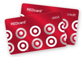 SIgn up for Target REDcard TodayTarget.com 红卡独享