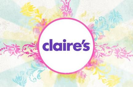 50% OffSitewide @ Claires.com