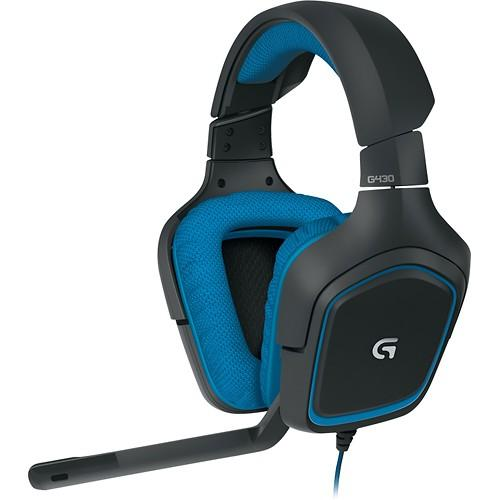 $34Logitech G430 Over-the-Ear Gaming Headset