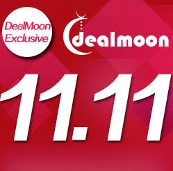 2016 Singles Day Sale Dealmoon Brings The Biggest 11/11 US Shopping Event with 200+ US Brands